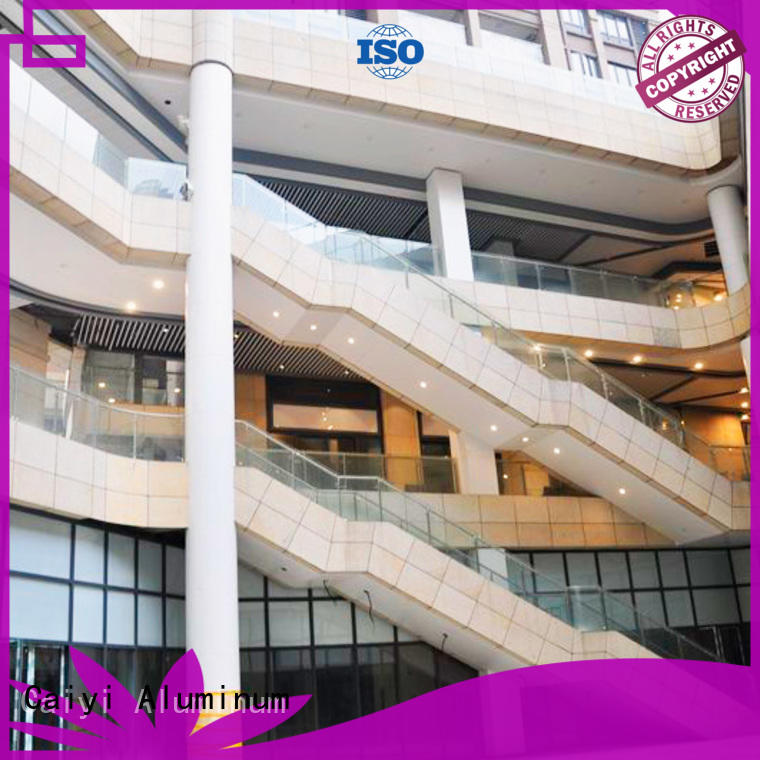 high quality aluminum composite panel trade partners for building