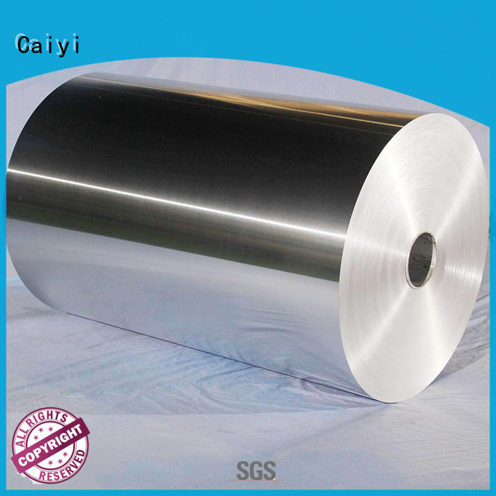 Caiyi ton aluminum sheet plate supplier for hardware