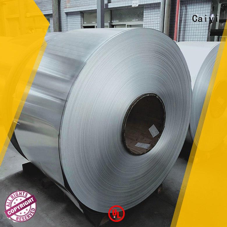 coated 5086 aluminum sheet trailer for factory Caiyi