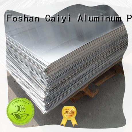 Caiyi waterproof buy aluminum sheet from China for oil pipes