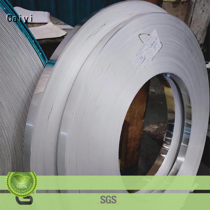Caiyi thin aluminium sheet from China for reflectors