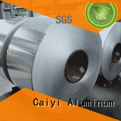 Caiyi quality 5000 series aluminum customization for industry