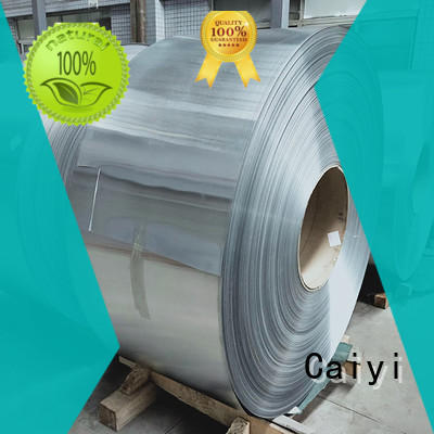 Caiyi Brand five uses custom 1050 aluminum coil
