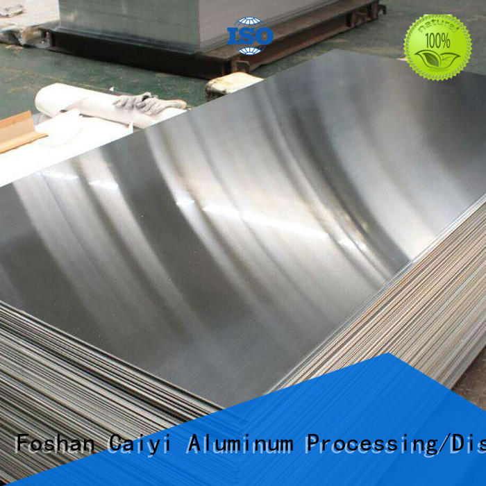 application window stainless steel sheet metal colored Caiyi