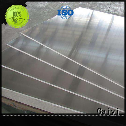 Caiyi 316 stainless steel sheet brand for hardware