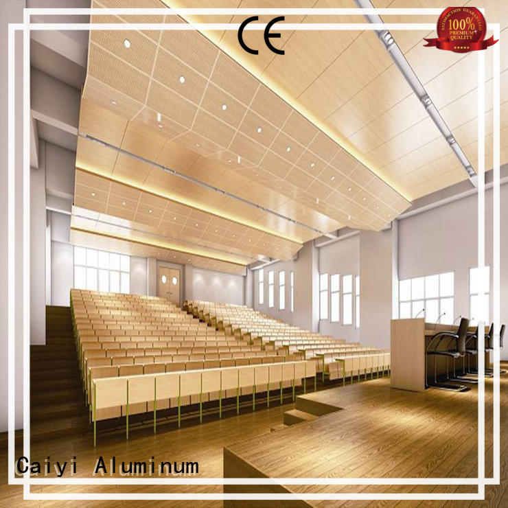 fireproof aluminum composite panel from China for decoration