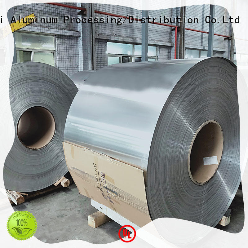 polished 3003 aluminum plate export worldwide for baffles