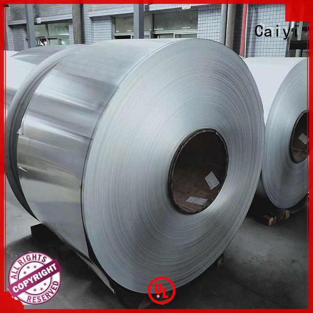 alloy tank sheet popular 5052 aluminum sheet Caiyi