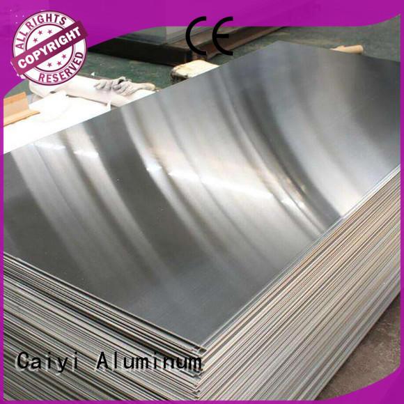 Caiyi low aluminium board series for hardware