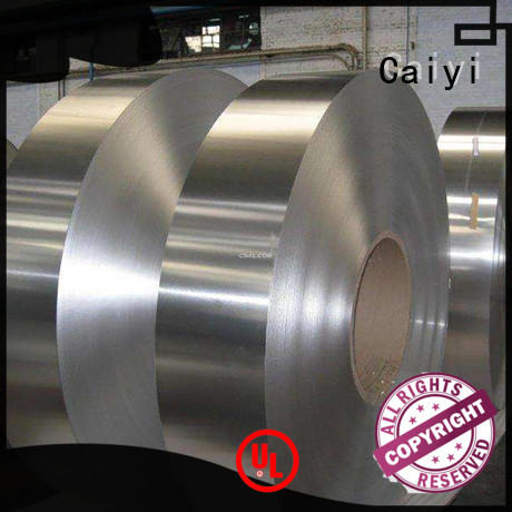 Caiyi aluminium board from China for hardware