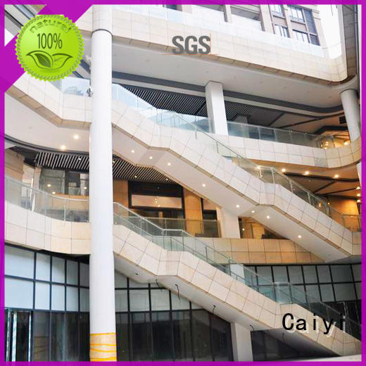 Caiyi composite aluminum composite panel price manufacturer for industry
