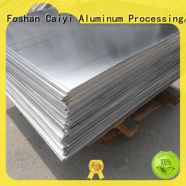 aluminum sheet metal sizes sheet for hardware Caiyi