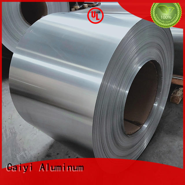 Caiyi 6000 series aluminum one-stop services for mold