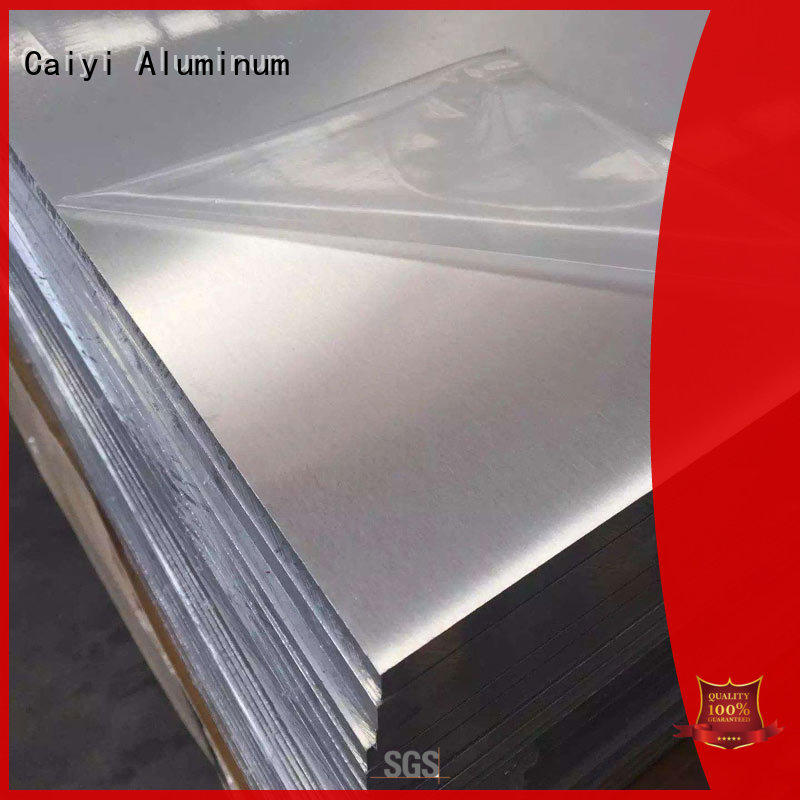 Caiyi series price of aluminum alloy 6061 factory