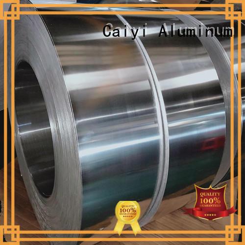 Caiyi cutting aluminum sheet from China for keys