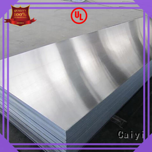 Caiyi home depot aluminum brand for factory