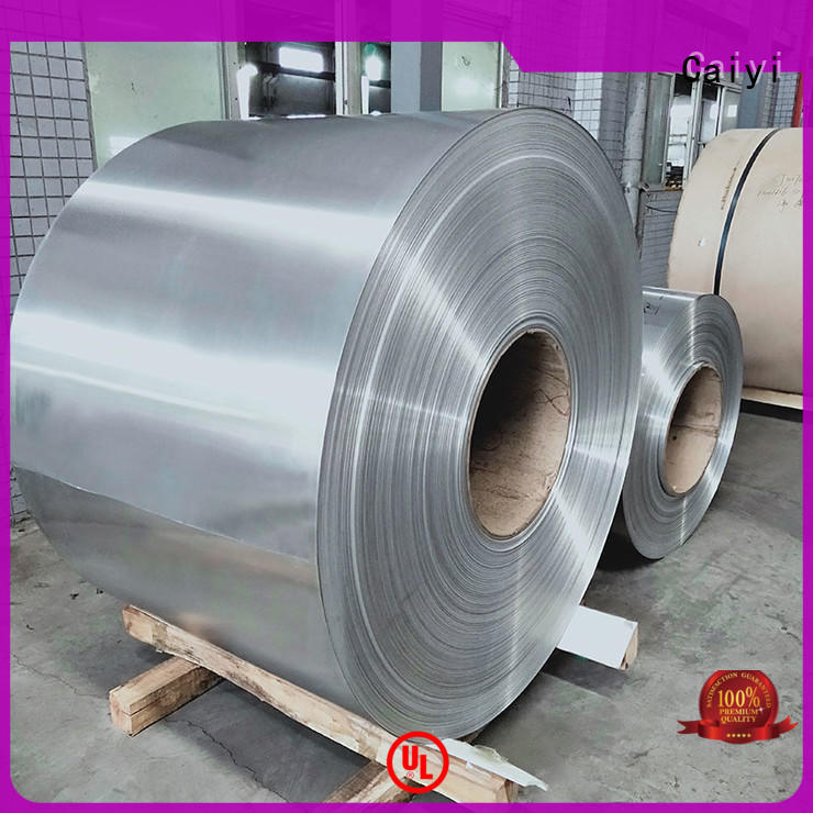 channel aluminum sheet metal roll supplier for factory Caiyi