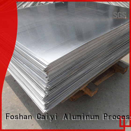 Caiyi rustproof 5000 series aluminum brand for oil pipes