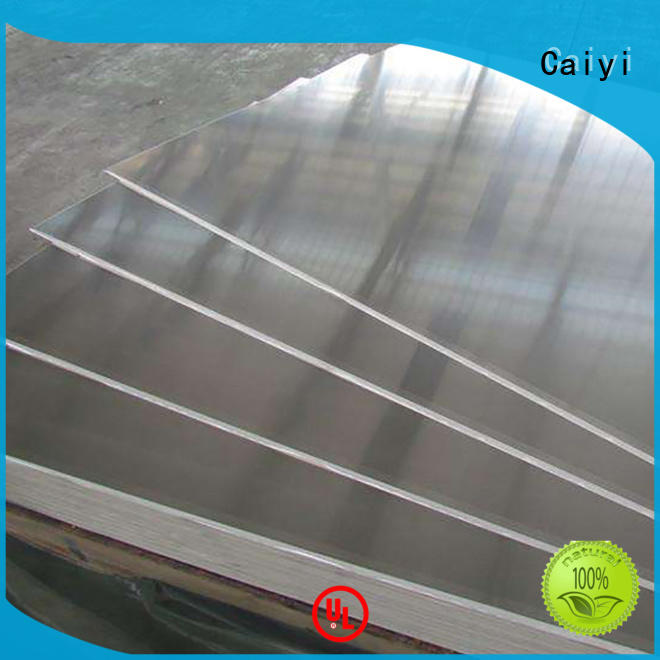 Caiyi aluminum coil stock wholesale for factory