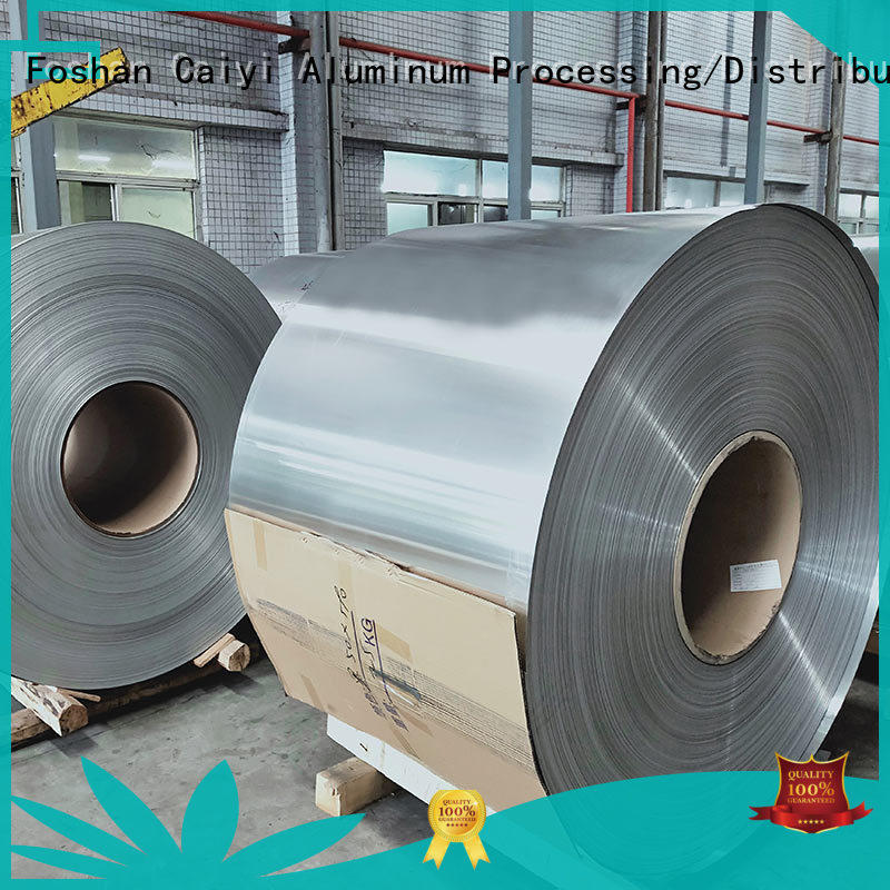 Caiyi 3003 aluminum plate wholesale for various occasions