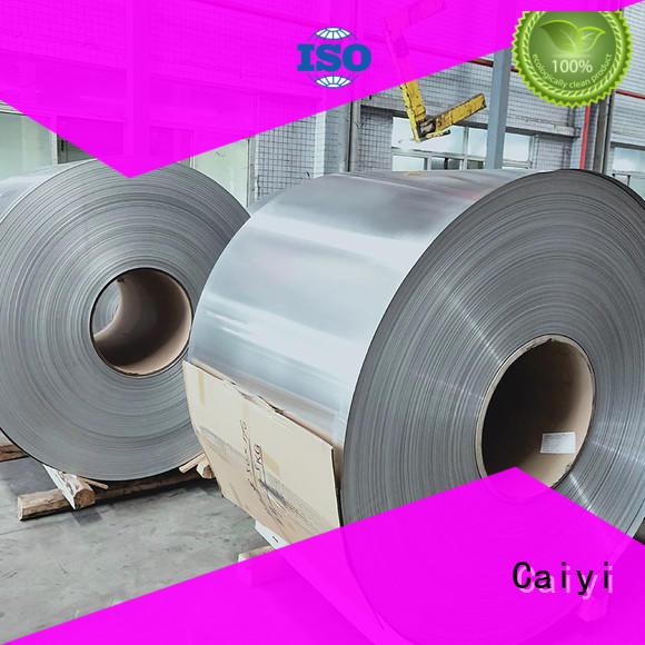 Caiyi aluminium board brand for radiators