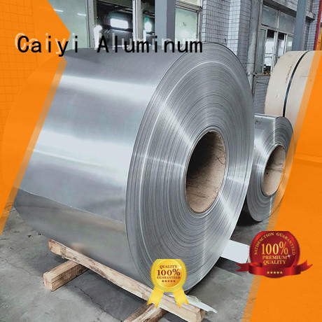 Quality Caiyi Brand 1050 aluminum coil colored industry