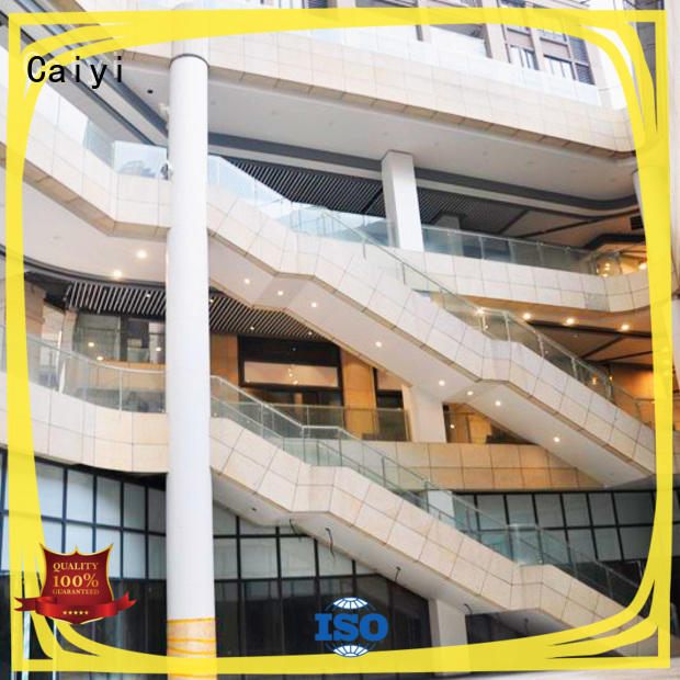 Caiyi panel aluminum composite panel supplier for industry