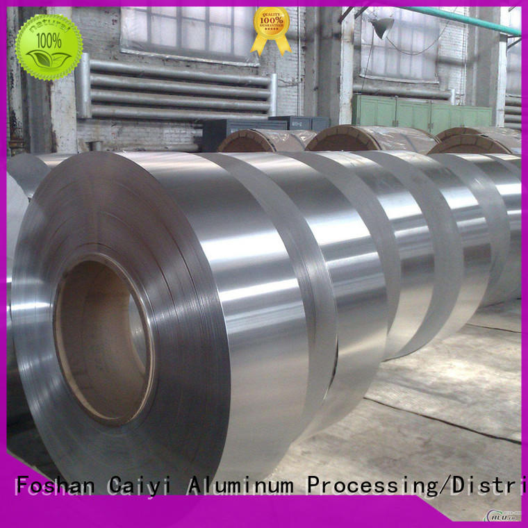 multiple coil stainless steel sheet metal embossedorange application Caiyi company