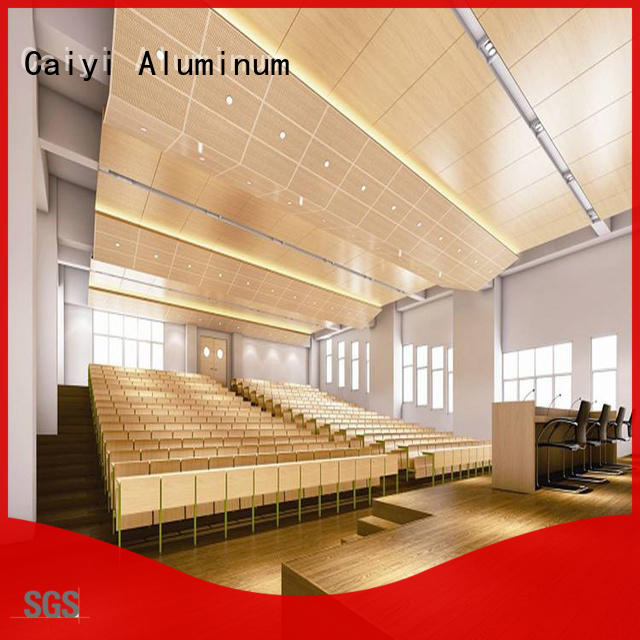 Caiyi aluminum composite material supplier for cladding