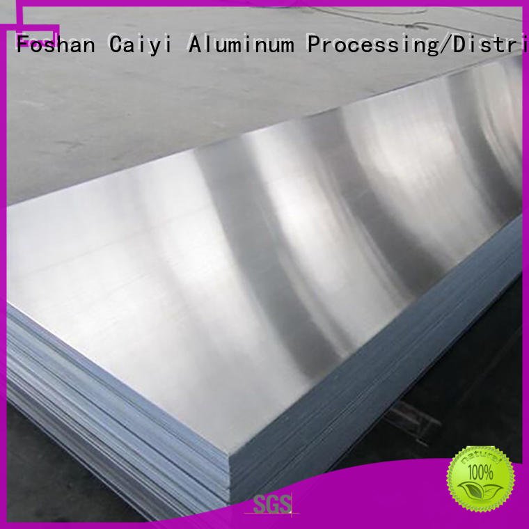 Caiyi application home depot aluminum supplier for radiators