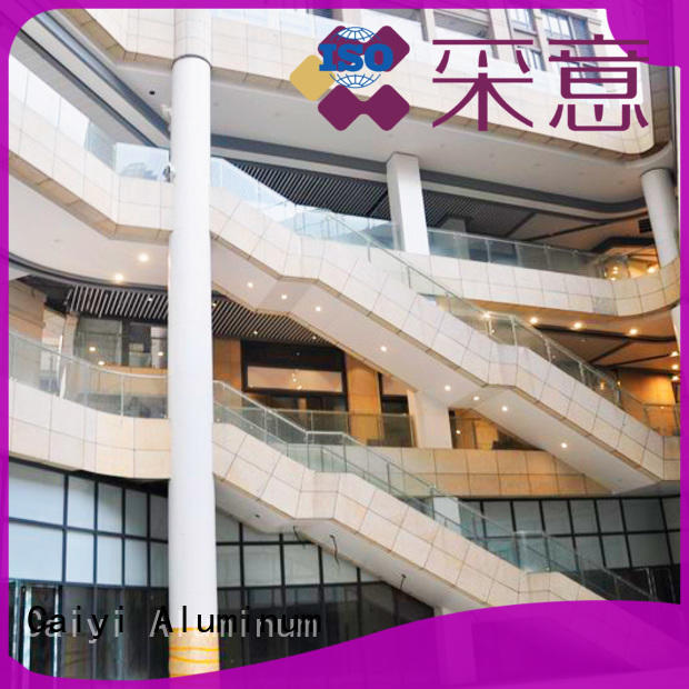 aluminum composite panel details factory for decoration