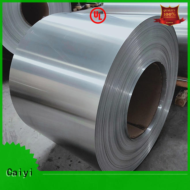 quality aluminum coil china manufacturer for industry Caiyi