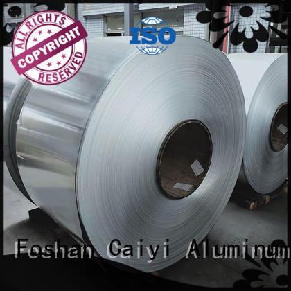 round 5000 series aluminum transformer for hardware Caiyi