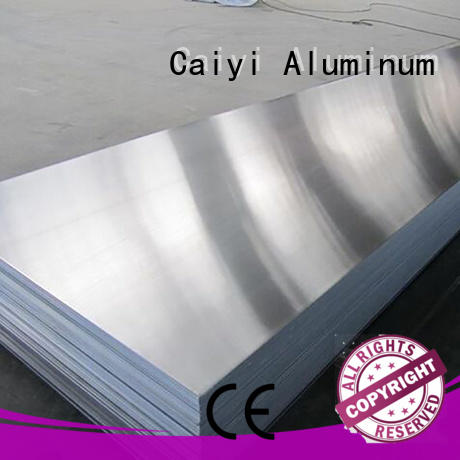 strip plate 1050 aluminum coil Caiyi manufacture