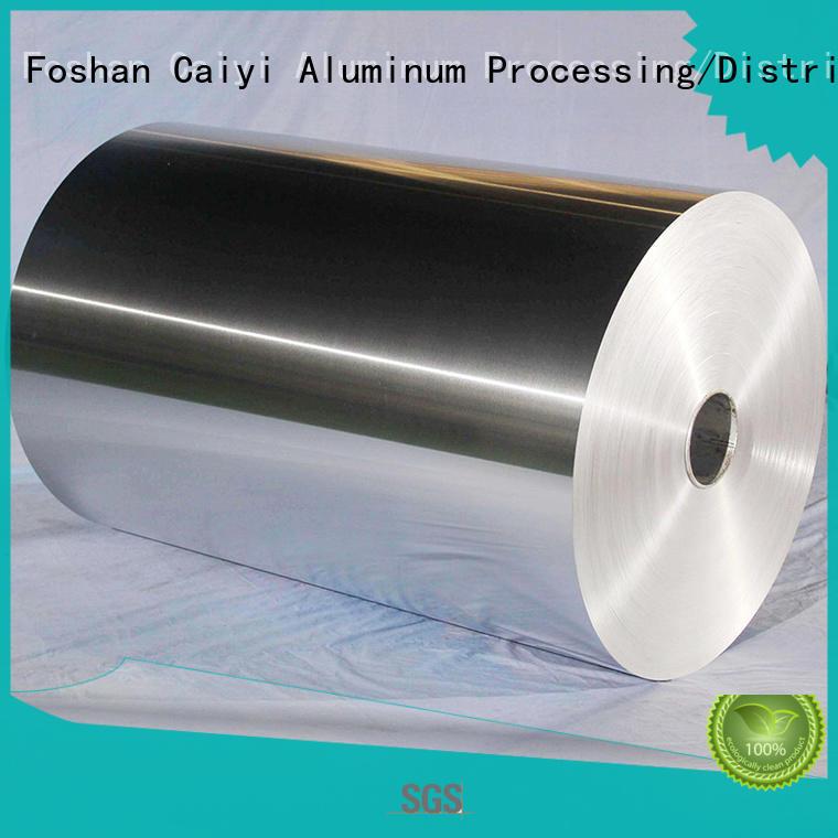 ton aluminum roll customization for factory Caiyi