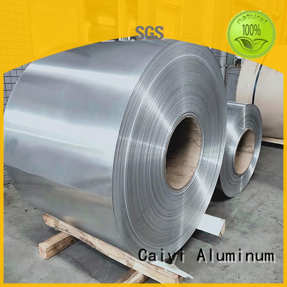 mirror multiple 1050 aluminum coil colored Caiyi company