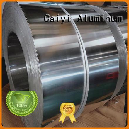 1050 aluminum coil stripaluminum series stainless steel sheet metal spinning Caiyi Brand