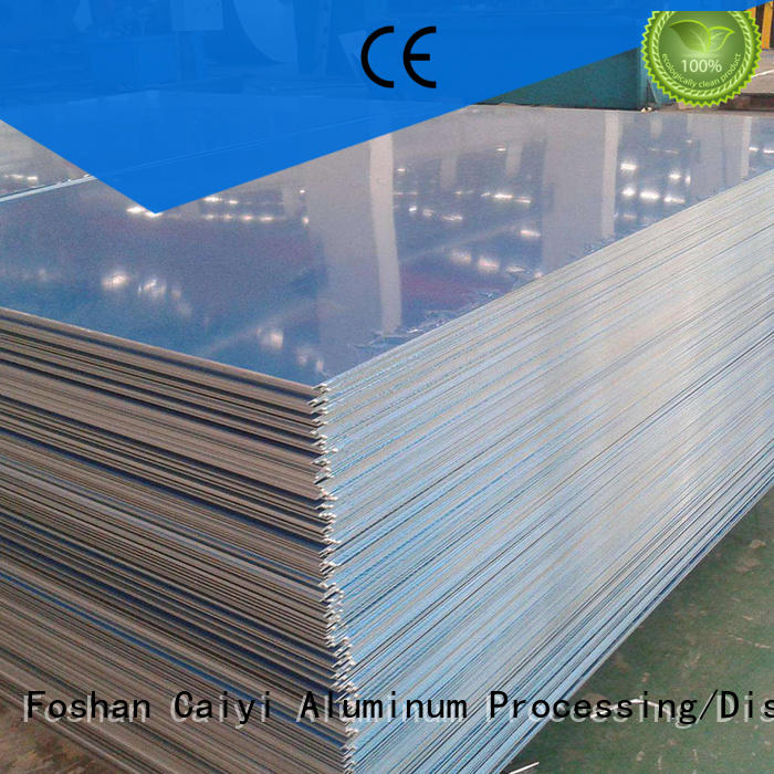 polished 3003 h14 aluminum brand for gutters