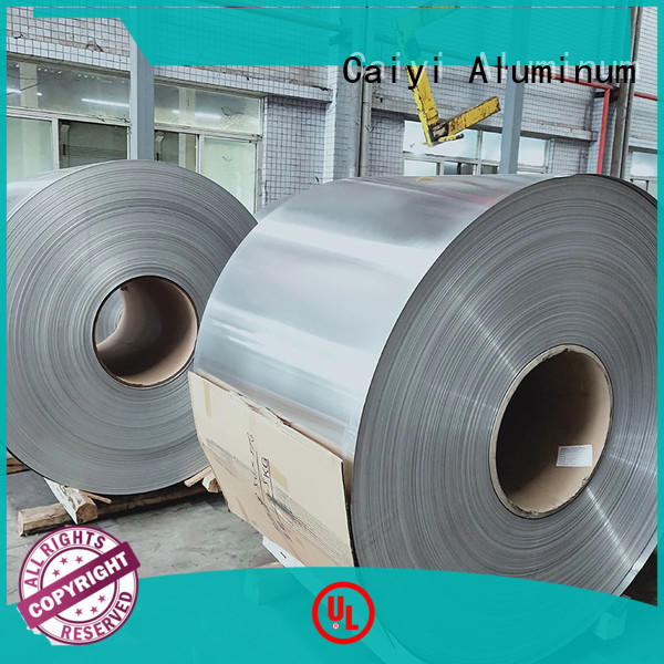 Caiyi aluminium coil brand for hardware