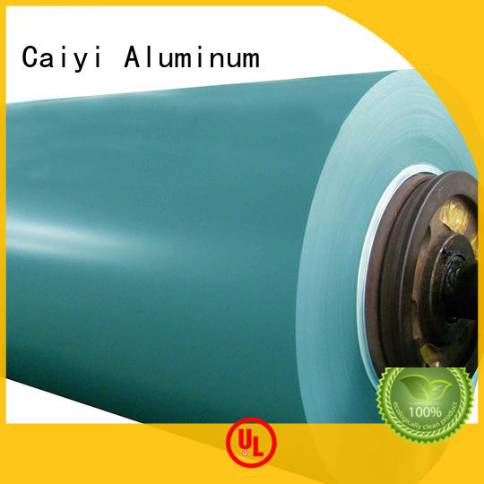 strip aluminium coil colored series for radiators