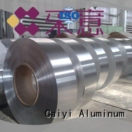 Caiyi 316 stainless steel sheet customization for radiators