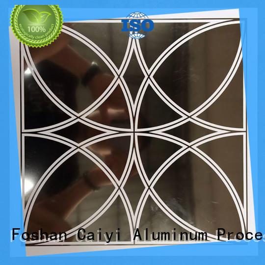 waterproof aluminum composite panel supplier for cladding