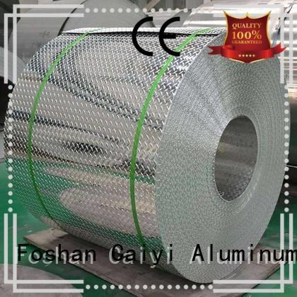 Caiyi popular 3003 aluminum plate series for hardware