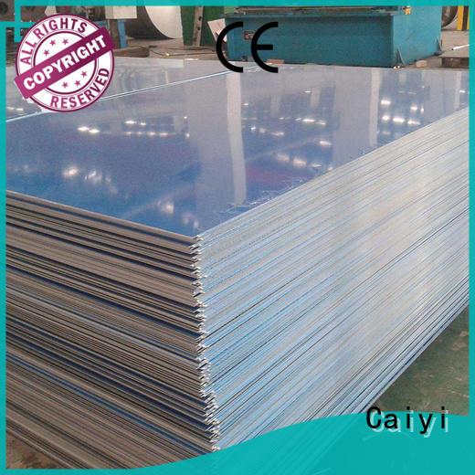 low aluminium alloy sheet customization for hardware