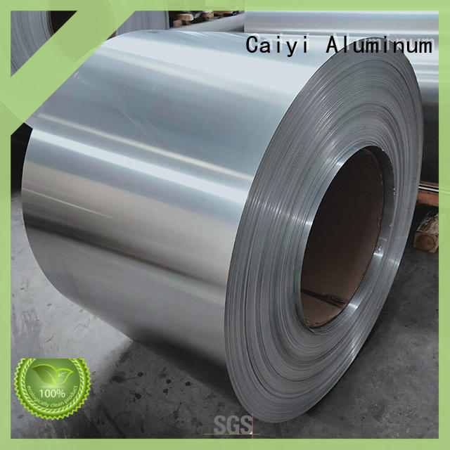 Caiyi fireproof 6000 series aluminum wholesale for mechanical