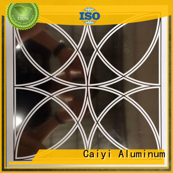 Caiyi coated aluminum composite material series for hardware