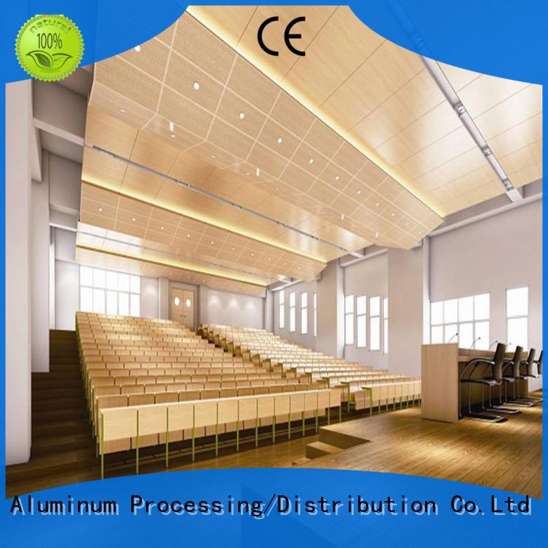 effect aluminum composite panel coated Caiyi company
