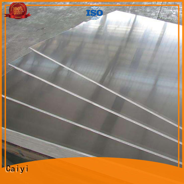 shutters letter canyi stainless steel sheet metal Caiyi