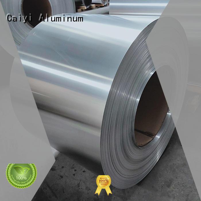 Wholesale alloy plate 6061 aluminum sheet Caiyi Brand