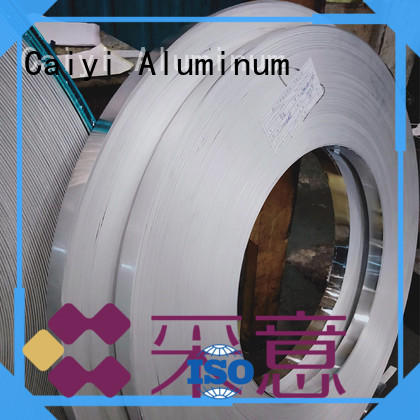 Caiyi famous home depot aluminum from China for industry